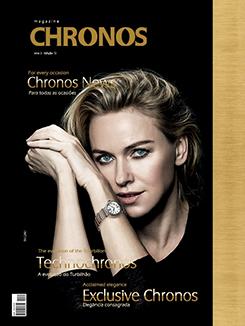 Chronos: Ano 3 - 13ª edição